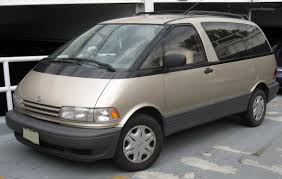 1996 toyota previa information and photos momentcar