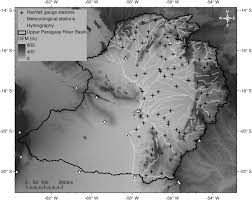 coupled hydrologic hydraulic modeling of the upper paraguay river