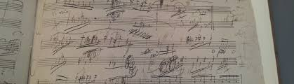 the delights of handwritten scores jerwood library of the