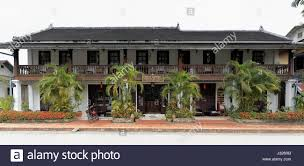 french colonial facade stock photos u0026 french colonial facade stock