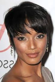 flattering the hairstyles for with chins stylish african american bob hairstyles that flatter darker skin types