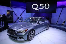 lexus q50 2015 all new infiniti q50 sedan debuts at detroit ultimate car blog