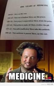 Funny Aliens Meme - ancient alien guy has a meme emily schoenfeld pelissier