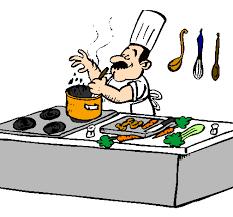 dessins cuisine dessin de cuisinier dans la cuisine colorie par membre non inscrit