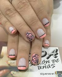pin by laura gonzalez arenas on uñas pinterest manicure nail