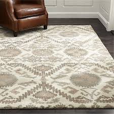Neutral Area Rugs Stunning Neutral Area Rugs With Orissa Neutral Geometric Rug Crate
