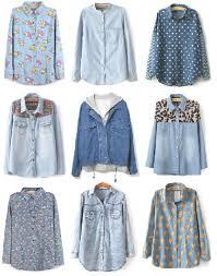 blouse tumbler pin by manjiktang on denimm denim blouse denim