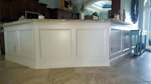 wainscoting kitchen island wainscoting on kitchen island ppi