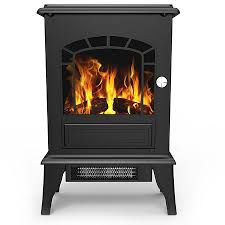 Electric Fireplace Stove Darya 15 Inch Electric Fireplace Stove
