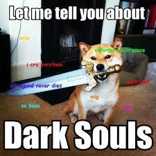 Dark Souls Meme - doge souls wow dark souls meme