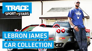 lebron james jeep lebron james car collection youtube