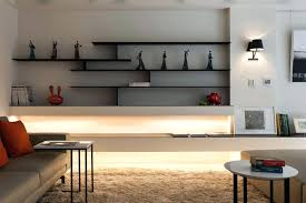 wall ideas diy floating shelves living room wall decor ideas