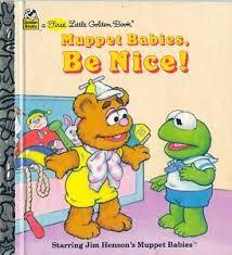muppet babies nice bonnie worth