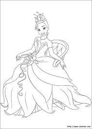coloriage la princesse et la grenouille choisis tes coloriages la