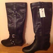 target womens boots zipper xhilaration boots ebay