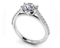 modern wedding rings customize your own high quality diamond engagement ring