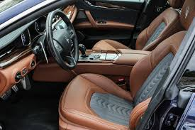 maserati quattroporte interior black is the 2017 maserati quattroporte really worth it cars u0026 boats
