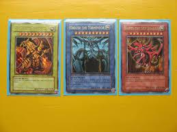 yu gi oh egyptian god cards gbi edition