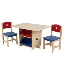 kidkraft desk and chair set kidkraft star table 2 chair set walmart canada