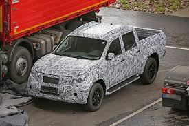 2017 mercedes benz glt pickup spied wearing pre production sheet
