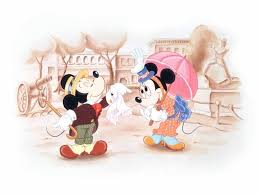 minnie mickey mouse wallpapers wallpaper cave