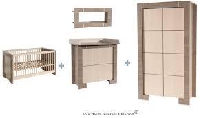 chambre bébé pas cher pack meubles pour chambre bébé 140x70 pas cher de qualité
