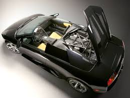 Lamborghini Murcielago Convertible - 2004 lamborghini murciélago roadster lamborghini supercars net