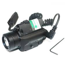 ak 47 laser light combo ak 47 green laser sight flashlight combo with universal rail mount