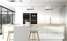 Wickes Lighting Kitchen Esker White Gloss Kitchen Wickes Co Uk