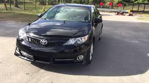 toyota for sale 2012 toyota camry 2012 se for sale at foozcars com