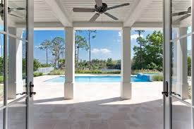 Designers Patio Miami Sted Concrete Pool Patio Style With Landscape