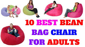 Big Joe Lumin Chair Sapphire by Top 10 Best Bean Bag Chair For Adults Youtube