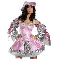 Marie Antoinette Halloween Costumes Pink Antoinette Womens Costume