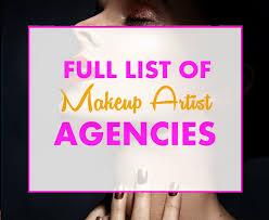 becoming a makeup artist becoming a makeup artist makeup artist agencies