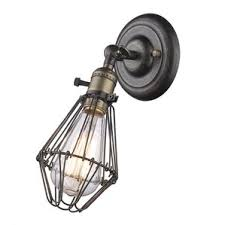 Sconce Fixture Industrial Wall Sconces You U0027ll Love