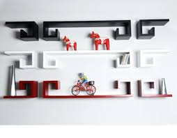 awesome wall of shelves ideas 54 with for paper storage e track