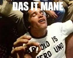 Das It Mane Meme - political wo eks mii by koban333 meme center