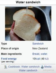 Sandwich Meme - water sandwich wikipedia meme stickers by emilyjustkys redbubble