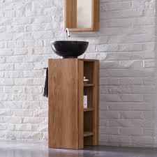 meubles en teck massif meuble sous vasque bois meubles sous vasque salle de bain tikamoon