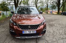peugeot car of the year new peugeot 3008 suv wins car of the year 2017