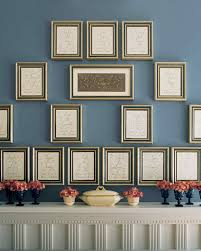 Paint Ideas For Living Rooms by Blue Rooms Martha Stewart
