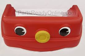 out of stock 35 step 2 fire engine toddler bed front replacement
