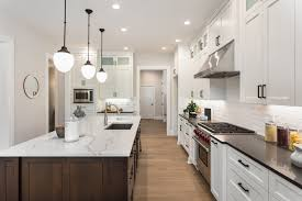 best paint finish for kitchen cabinets semi gloss vs eggshell for kitchens hunker