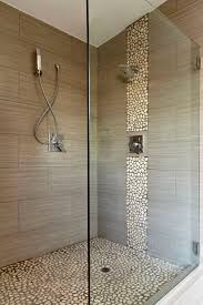 Bathroom Glass Tile Designs by Best 25 Shower Floor Ideas Only On Pinterest Master Shower