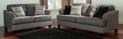 Leather Sofa Styles Living Room Ashley Furniture Gray Sofa Delta City Sectional In