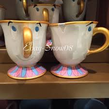 beauty and the beast tea cup ebay