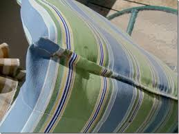 Patio Furniture Slip Covers by Comin U0027 Home How To Re Cover Patio Furniture