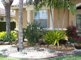 desert landscape front yard ideas with rocks and dunes front