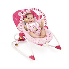 pink kids rocking chair amazon com disney minnie mouse bows u0026 butterflies baby to big