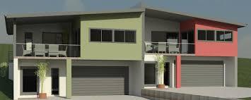 key concepts home design duplex granny flat house plans our home design